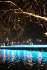 3月29晚西蠡湖中圈徒步