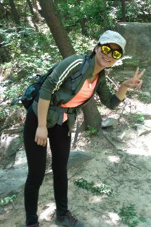 京西古道王平村至圈门一日登山活动
