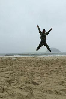 深圳东西涌海岸线穿越活动