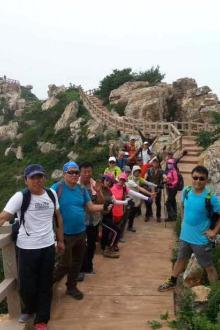 8月13日星期六大黑山攀爬活动召集