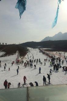 【活动召集】1月25日,激情相约王屋山滑雪(不限时)。