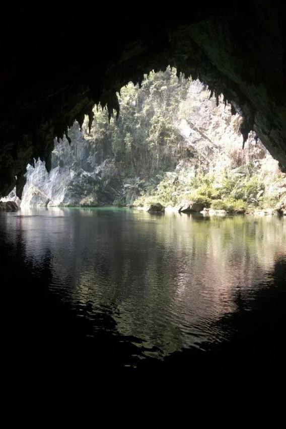 3月5、6日大化龙眼村探洞、划皮艇穿越天坑露营之旅