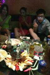 富士康员工聚会活动
