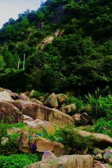 5月15日穿越者带您玩小泉溪水、鹰嘴奇、三井龙潭