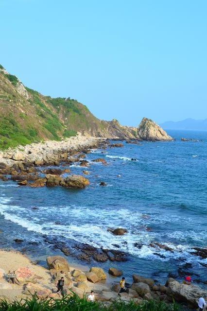 深圳最美海岸线东西冲穿越-欣赏壮美海景