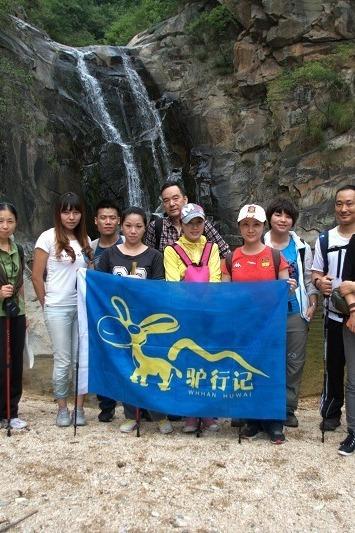 6.27驴行记-麻城纯阳大峡谷探险玩水之旅(4期)