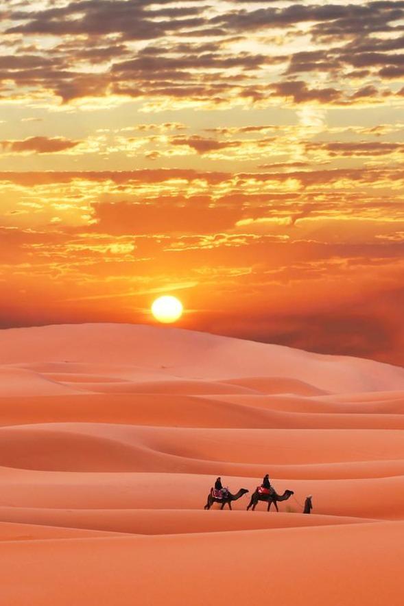 9.30晚-10.7驴行记,寻找心中的那片沙漠,库布齐沙漠之行
