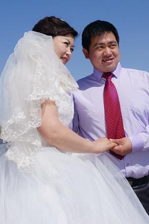 浪漫之恋低碳婚礼