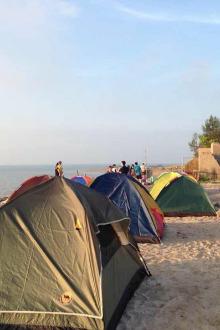 5月16、17号(周六周日)山口海边露营活动
