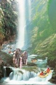 8.30(周日)清远古龙峡漂流-瀑布探险
