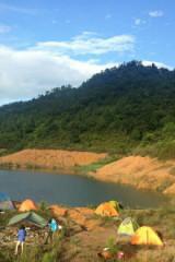 29号长坑水库-小榄水库-蚙蜞塘瀑布穿越活动召集