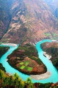 怒江大峡谷丙中洛6日深度游行程