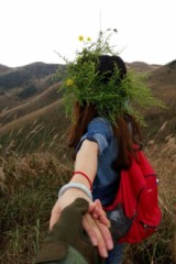 11.13惠东大南山徒步穿越,相约最美芦苇花的世界