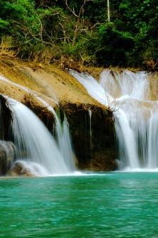 寻找最美瀑布群-福禄河湿地公园徒步3日行程