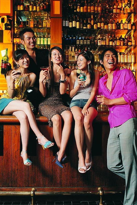 3月23日周三光谷步行街MOMO酒吧大型脱单派对
