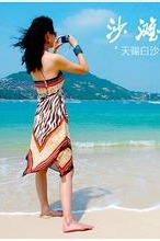 """行走最美沙滩""""巽寮湾""""——中国马尔代夫"""