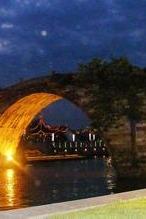 每周三晚七点 固定南环桥公园徒步