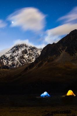 探寻神山圣湖之旅