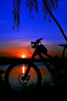 欢迎阳江市自行车爱好者