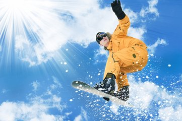 2月1日周末.霍尔果斯六十二同城带你体验雪上运动
