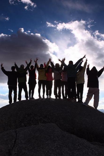 色达,五明佛学院,稻城亚丁与雪山环抱,一起前行