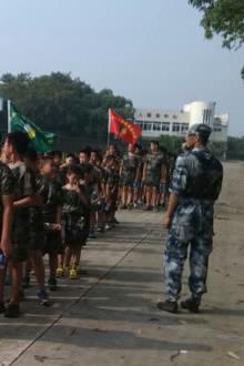 2015广西南宁·中国特种兵军事夏令营