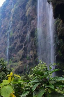 徒步金屏峡谷瀑布群活动〈下雨活动自动取消〉
