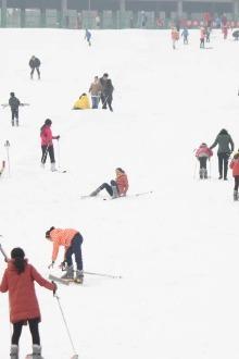 17日(周日)浮来青滑雪+鲜族歌舞表演自驾游招募中。。