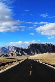 一路花开去西藏洗肺之旅
