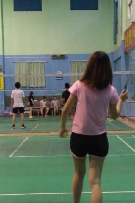 晚上打羽毛球,欢迎加入(加群)