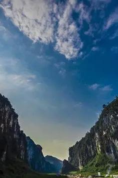 不足为外人道也的沧海遗珠—张家界槟榔谷