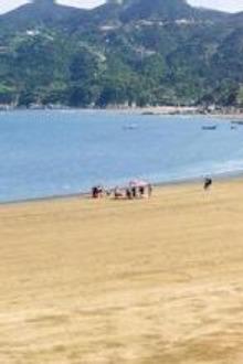 7月沙滩休闲游