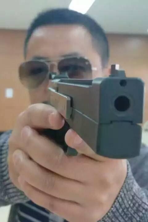 4.9小口径手枪射击活动【适合25-35的男性!】