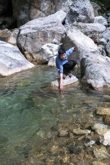 5.17号星期天九龙沟玩水、徒步兼容的徒步旅行