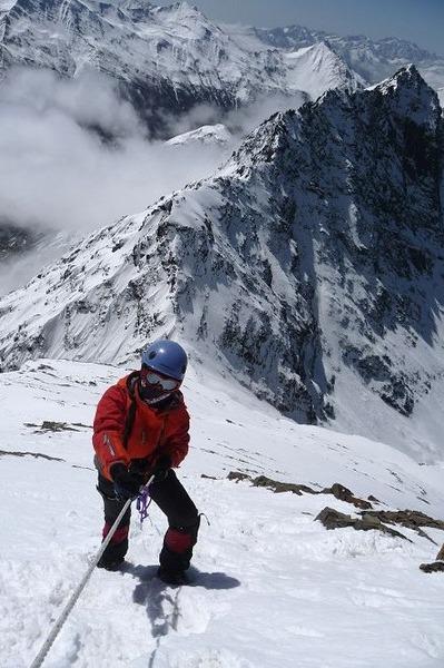 开启技术雪山之旅-四姑娘山三峰