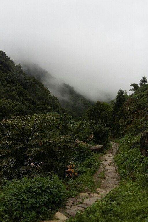 2015.10.2号定海绿道穿越之寿山庙-蚂蝗山-虹桥水库