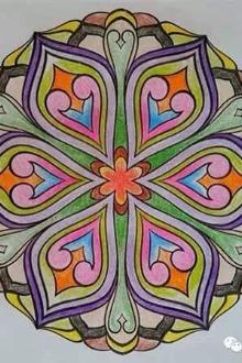 慧画心坊曼陀罗绘画艺术沙龙—我是谁?我到底要什么