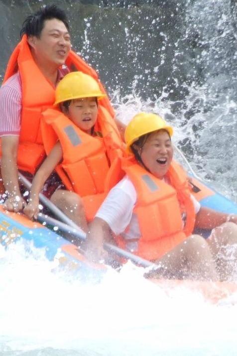 7月26日,激情七月,相约腾龙溪,激情鸳鸯漂!!!