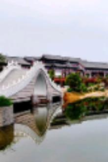 安庆五千年文博园之十里画廊活动开始了