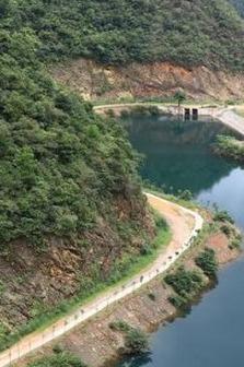 5月17日周日鹤山仙鹤湖生态美景+天然灵芝园采灵芝品汤