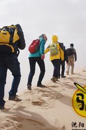 4月12日内蒙古库伦沙漠一日游