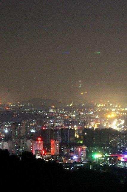 9.23 19:00 夜爬白云山 (逃票新线)一起看广州最美夜景