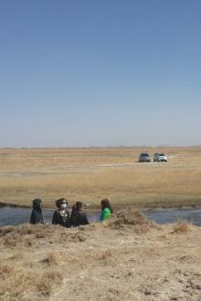 本群与缘聚同城五二清水河草原联欢活动