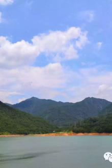 10.30 环清溪湖,登天池