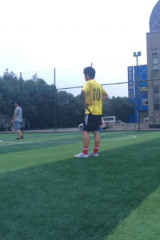 苏州科技城足球8V8友谊赛