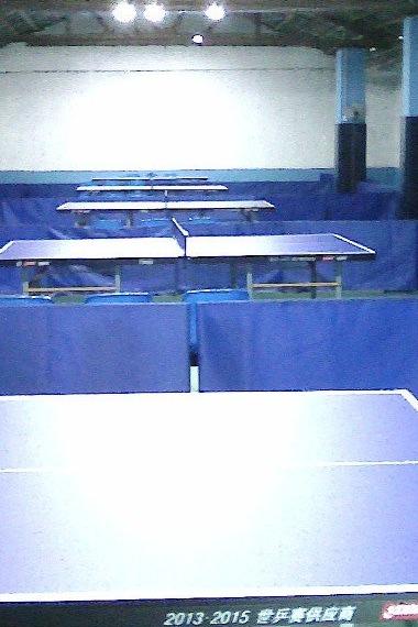 乒乓球多球综合训练