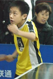 青少年乒乓球团体对抗赛