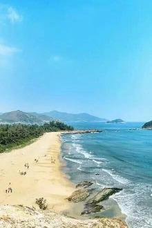 周日惠东黑排角,(镜面沙滩,)徒步,穿越,火锅