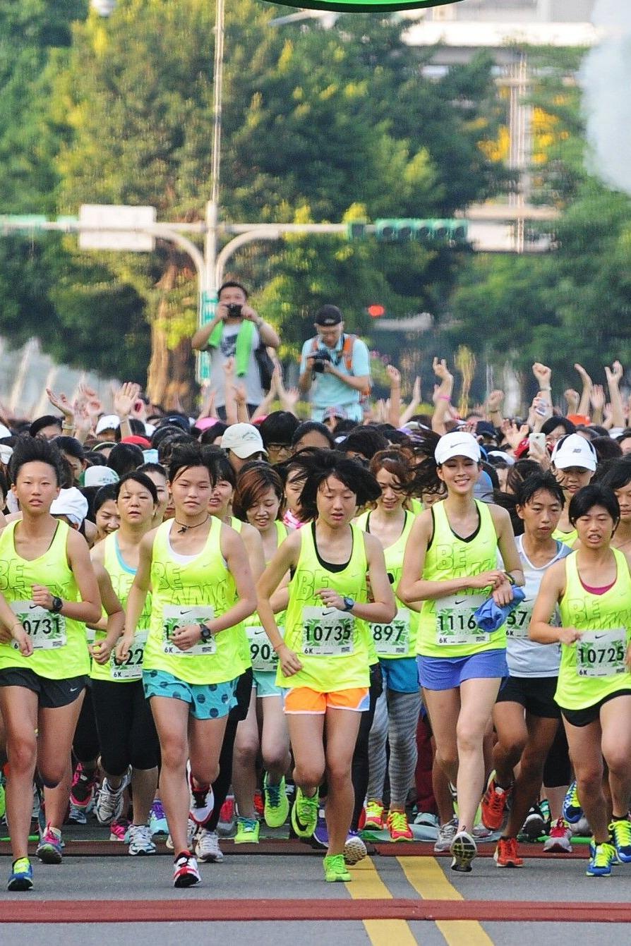 2015年南宁国际半程马拉松赛报名