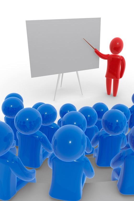 信阳万众商学院之通用辉煌财务软件社会公益培训